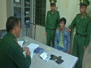 Quang Tri border guards uncover synthetic drug trafficking cases
