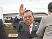 Top Lao leader to pay official friendly visit to Vietnam