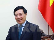 Deputy PM, FM Pham Binh Minh to pay official visit to RoK