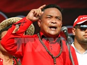 Thailand: Red Shirt leader sentenced to 12 months in jail