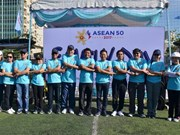 ASEAN Family Day celebrated in Cambodia