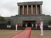 Latin American diplomats pay tribute to President Ho Chi Minh