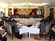 CLV senior officials' meeting opens in Binh Phuoc