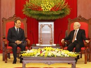 Party chief: Vietnam, Morocco should intensify bilateral ties