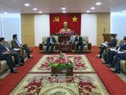 India firms seek investment opportunity in Binh Duong