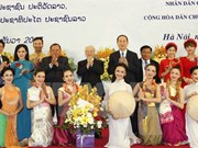 Banquet held in honour of top Lao leader