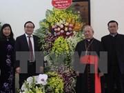 Leaders wish Catholics nationwide merry Christmas