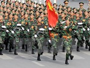 President commends heroic Vietnam People's Army