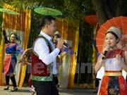 Vietnam holds art performance in Sydney