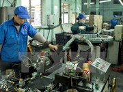 Hanoi's industry sector targets 8-percent growth for 2018