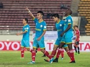 Khanh Hoa set to beat Muangthong United in Mekong Cub's first leg