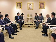 Thailand, Japan discuss investments in high-speed rail, smart city