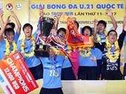 Japan's Yokohama win international U-21 tournament