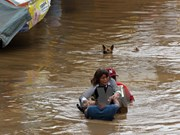 Typhoon Tembin leaves 200 deaths in Philippines