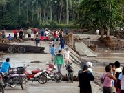 Philippines: 240 killed by typhoon Tembin