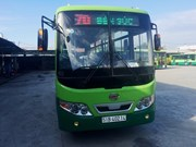 HCM City continues to refurbish public bus fleet