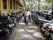 Hanoi parking fees to increase