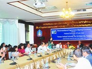 Vietnam-Laos symposium discusses protection of traditional culture