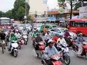 Traffic hotlines set up during New Year holiday