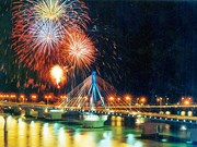 Da Nang to host int'l fireworks fest in April
