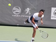 Nam wins first match at Hong Kong Futures