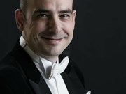 New Year concert features Spanish conductor