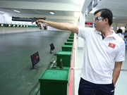 Marksman Hoang Xuan Vinh ranks second in world