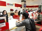 HDBank debuts in HOSE, gets into Top 20 heavyweights