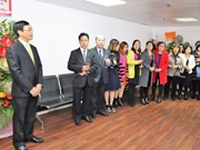 Vietnam opens consulate office in China's Macau