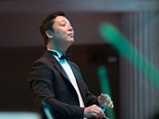 Conductor Le Phi Phi returns home for classic concert