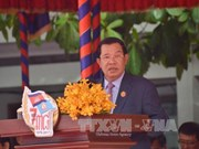 Cambodia's largest-ever ceremony marks victory day over Pol Pot