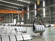 Hong Kong's steel, solar power projects seek approval in Hau Giang