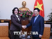Deputy PM hosts new Cuban ambassador