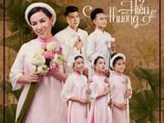 Viet kieu singer to help poor kids