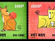 New stamps welcome Year of the Dog