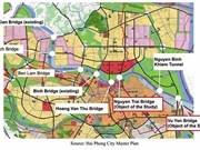 Hai Phong plans four big transport projects