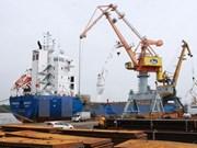 Sea transport posts positive growth