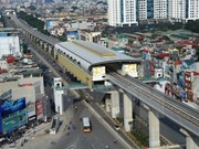 Hanoi needs EIB's support to develop urban railway