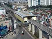 Hanoi needs EIB's support to develop urban railway