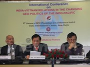 Ambassador: Vietnam-India ties increasingly important to Indo-Pacific