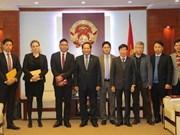 Vietnam, Facebook strengthen coordination