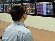 VN Index rises for third day
