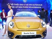 German carmaker opens two more showrooms in Hanoi