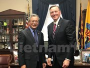 Vietnam, US seek stronger cooperation in energy, defence