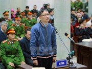 Trinh Xuan Thanh to stand trial in PVP Land asset embezzlement case