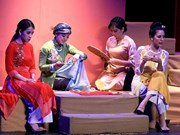 World of Youth drama troupe offers new show for Tet