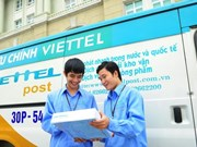 Viettel Post moves up in business ranking