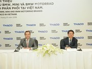 THACO aims to open 15 BMW, MINI showrooms