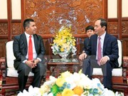 President welcomes new foreign ambassadors to Vietnam