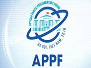 APPF 26 to build on APEC 2017 outcome via parliamentary channel